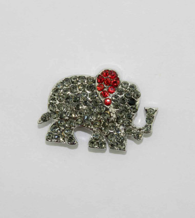 Mag Friends Glamorous – Gray Elephant Magnet