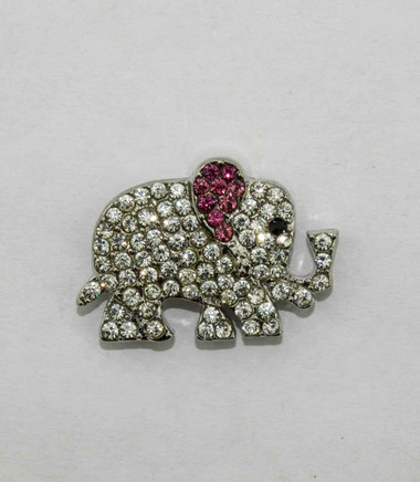 Mag Friends Glamorous – Clear Elephant Magnet