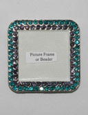 Mag Friends Monster – Turquoise and Purple Picture Frame