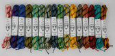 The Pure Palette - Baroque Silk Treasures – Overdyed Needlepoint Thread