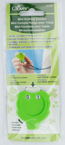 Clover – Kacha-Kacha – Mini Knitting Counter