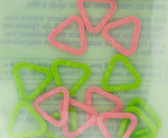 Clover – Small Triangle Stitch Markers