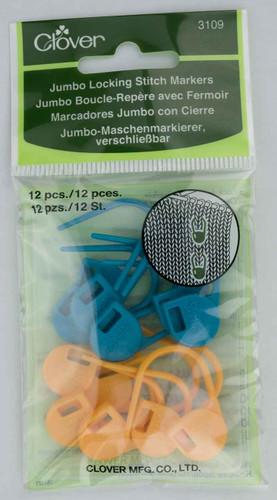 Clover – Jumbo Locking Stitch Markers