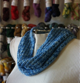 The Cowl from Unst Knitting Pattern