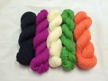 Paternayan Yarn - 160 Yard (1/4 lb) Hank (Colors 602 - 972)