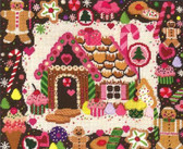 C902 Gingerbread House - Shelly Tribbey