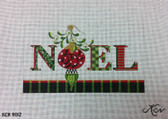 Kelly Clark Needlepoint Canvas - Noel - KCA 9012
