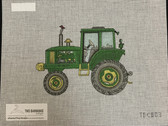 Painted Pony - Two Bananas - Green Tractor