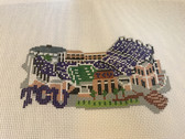 Jude Designs ST7 TCU Stadium