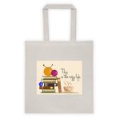 Cozy Life Tote bag