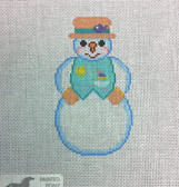 Snowman with Charms 906H