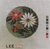 "Lee Designs - Chrysanthemum 3"" Round - 18M"