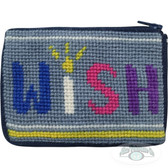 Stitch and Zip Kids Needlepoint Kit – SZ8110 Wish Coin Case 10M