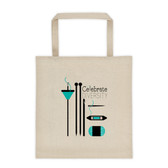 Celebrate Diversity Fiber Arts Tote bag