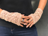 Owlways Handy Mitts Knitting Pattern
