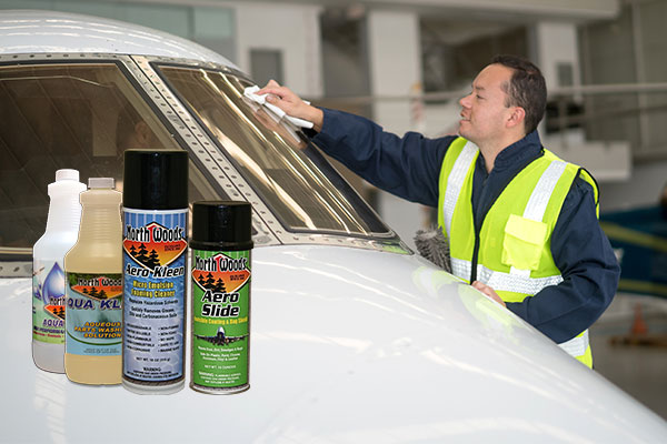 Solvent Free Products for Airplane & Automotive Cleaning