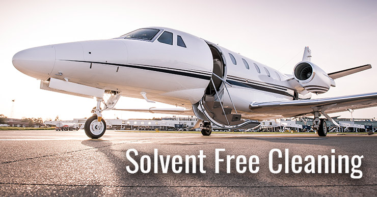 Solvent Free Cleaning for Aerospace, Automotive and Manufacturing