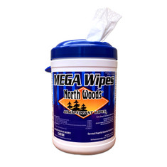 Mega Wipes Disinfectant Wipes