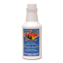 North Woods Trapper Natural Grease & Adhesive Remover