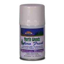 North Woods Aero Fresh - Mountain Heather Air Freshener