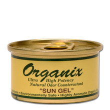 North Woods Organix Gels -Sun Gel