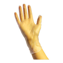 Vinyl Glove PF Clear