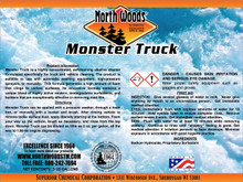 Monster Truck HD High Foaming Car & Truck Wash