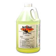 North Woods Cool San Low Temp Sanitizer