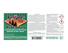 Rust Away Concentrated Iron Removing Softener & Sour Agent