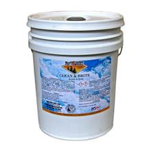 North Woods Clean & Brite HD High Foaming Wash N Wax