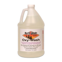 North Woods Oxy - Wash Blue Liquid Laundry