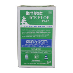 North Woods Ice Floe Plus Non Toxic Ice Melter