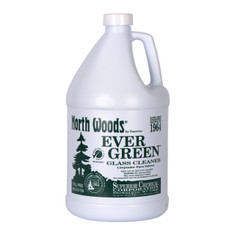 North Woods Ever Green Glass Cleaner