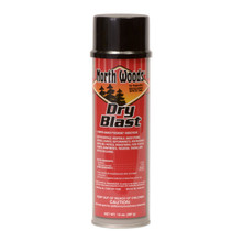 North Woods Dry Blast Nontoxic Fly Spray