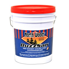 North Woods Buzz Saw Biodegradable Cleaner and Degreaser
