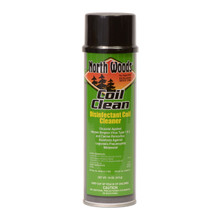 North Woods Coil Clean Disinfectant Coil Cleaner