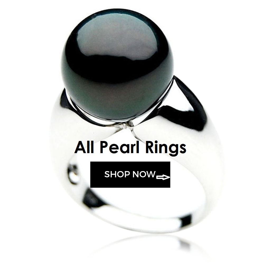 All Pearl Rings