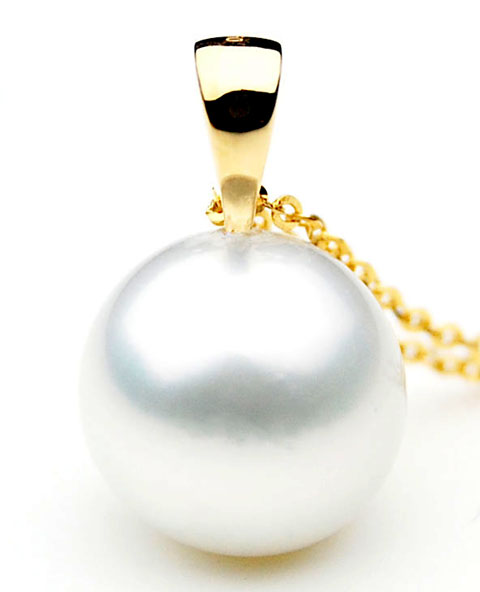 south sea faumea pendant golden products pearl