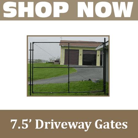 Driveway Gate Options Deer Busters