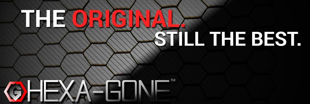 Hexa-Gone Steel Hex