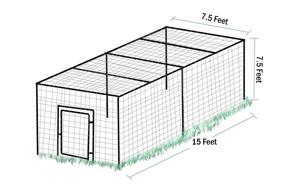 Deer Fence Garden Fencing Deer Fence Supplier