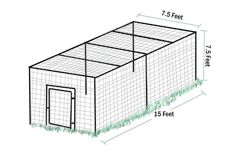Superieur Garden Fence Kits · Extension Kits For Existing Fences ...
