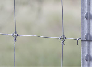 Solid Lock Deer Fence Woven Wire Fence