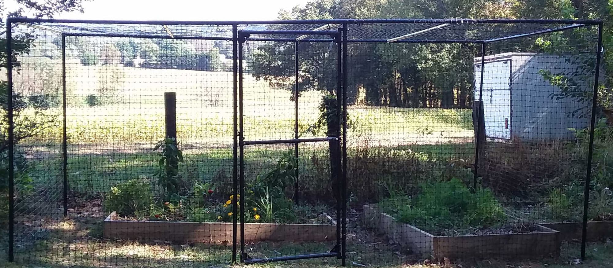 Fence Kits For Deer And Bird Control