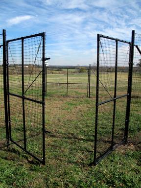 Deer Fence Installation Instructions