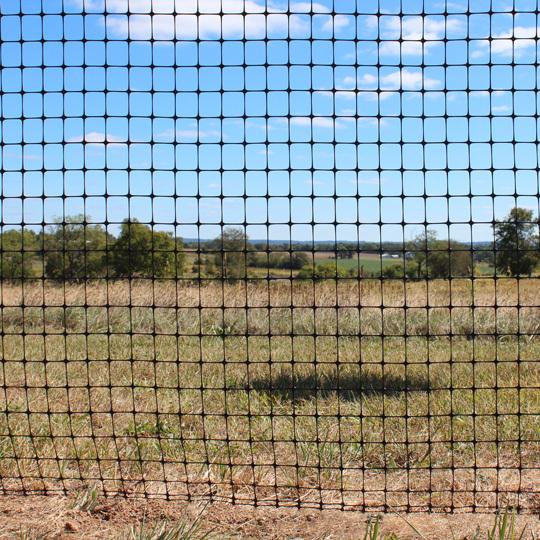 Trident Deer Fence