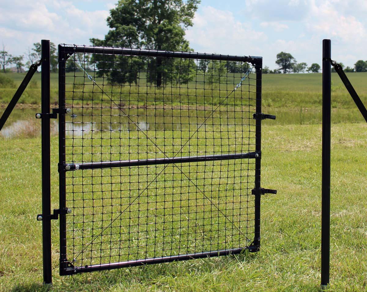 4 Dog Fence Access Gates Deerbusters Com