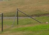 Dog Fence Heavy Duty Corner