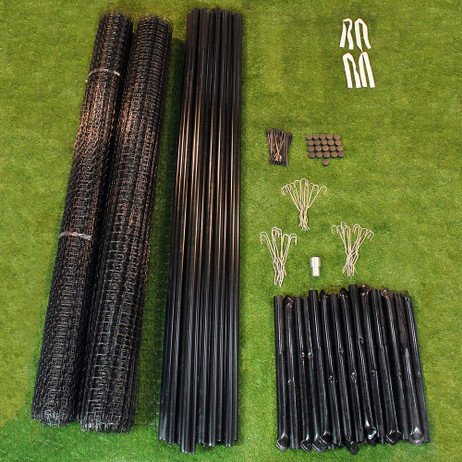 7.5' x 330' Heavy Duty Deer Fence Kit