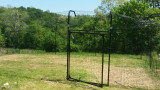 7'W Access Gate For 6' Kitty Corral